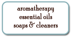 Aromatherapy & Essential Oils.